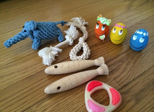 おもちゃたち