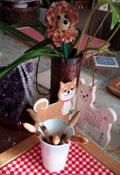 春の使者 土筆3