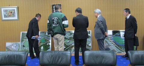東日本大震災義援金贈呈式2