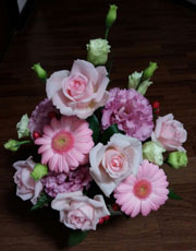 うふふなお花