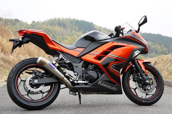 Ninja250 `14 No,2s