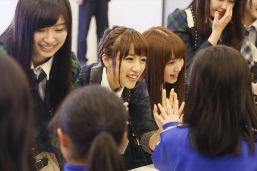 【AKB48】高橋みなみ 「偽善者と思われても、何もやらないよりはいい」 被災地訪問4