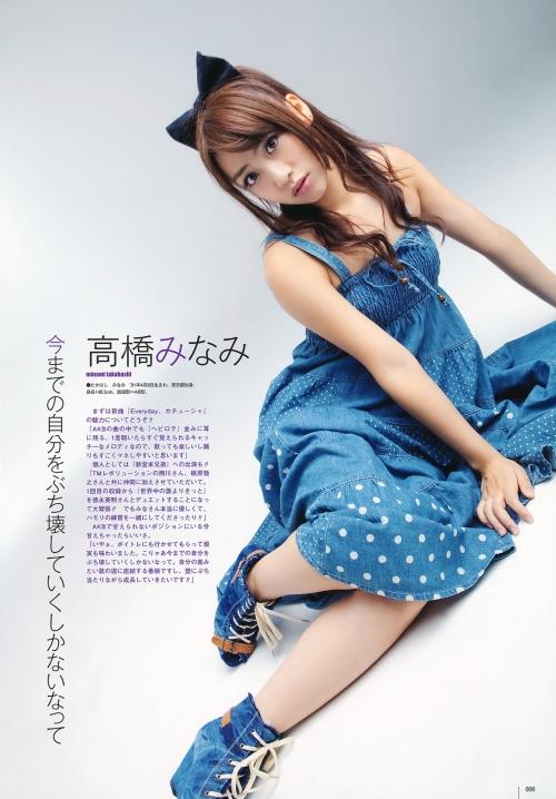 【AKB48】高橋みなみ AKB総選挙に立候補7