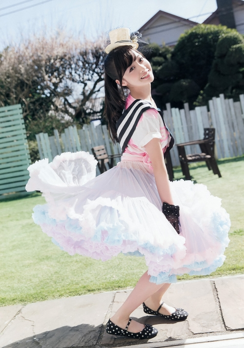 """""""天使すぎるアイドル"""" 橋本環奈、前髪ぱっつんでイメチェン!「とても可愛い」と反響10"""