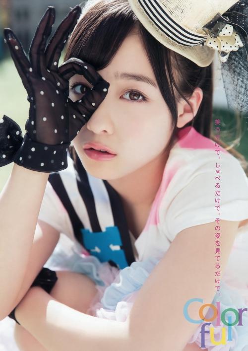 """""""天使すぎるアイドル"""" 橋本環奈、前髪ぱっつんでイメチェン!「とても可愛い」と反響9"""