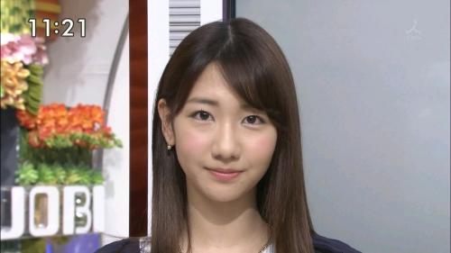 【AKB48】ゆきりんこと柏木由紀『ひるおび!』天気コーナーに生出演 「表情硬い」「痩せた」の声9