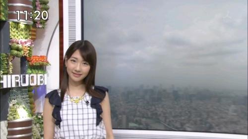 【AKB48】ゆきりんこと柏木由紀『ひるおび!』天気コーナーに生出演 「表情硬い」「痩せた」の声6