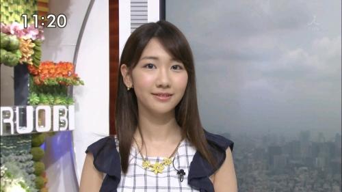 【AKB48】ゆきりんこと柏木由紀『ひるおび!』天気コーナーに生出演 「表情硬い」「痩せた」の声5