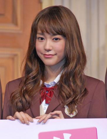 桐谷美玲、制服姿は「ギリギリアウトな感じだった」と苦笑2