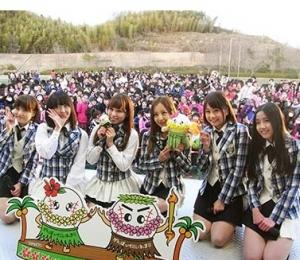 【AKB48】高橋みなみ 「偽善者と思われても、何もやらないよりはいい」 被災地訪問