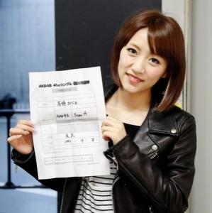 【AKB48】高橋みなみ AKB総選挙に立候補