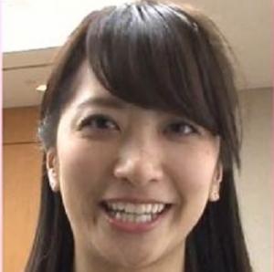元ホステスの日テレ笹崎里菜アナ 、テレビデビュー