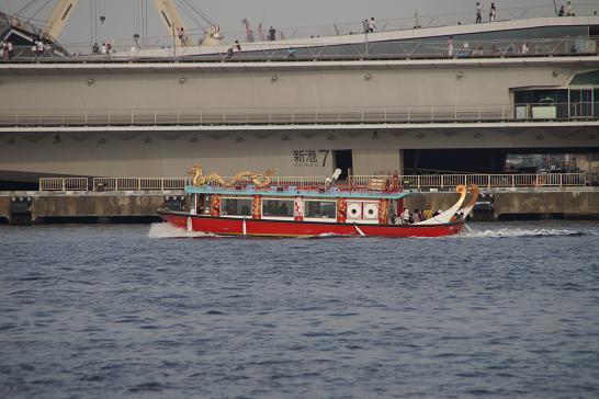 水上バス1