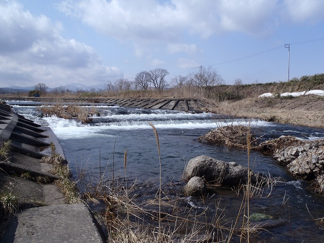 2015年3月花川