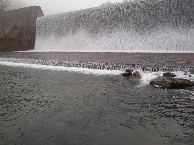 2015年4月保野川堰堤