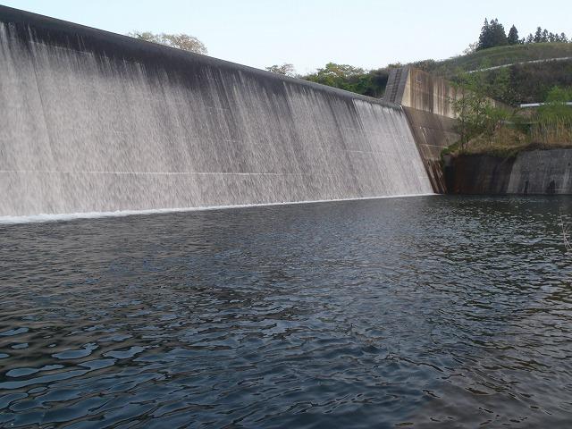 百刈田砂防ダム