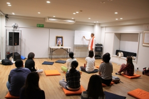 Spiritual and Yoga Lecturing in Tokyo