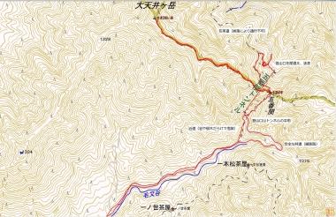 s-大天井ヶ岳2015
