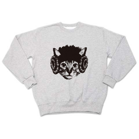 猫Tシャツ Nobigao 羊猫