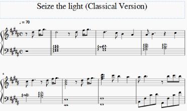 seize the light