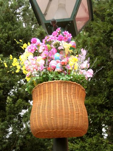 おばさん家の花飾り