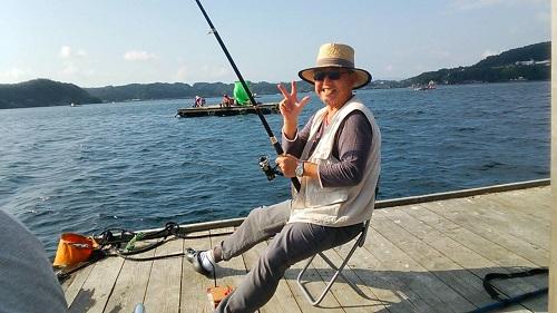 能登島いかだ釣り3