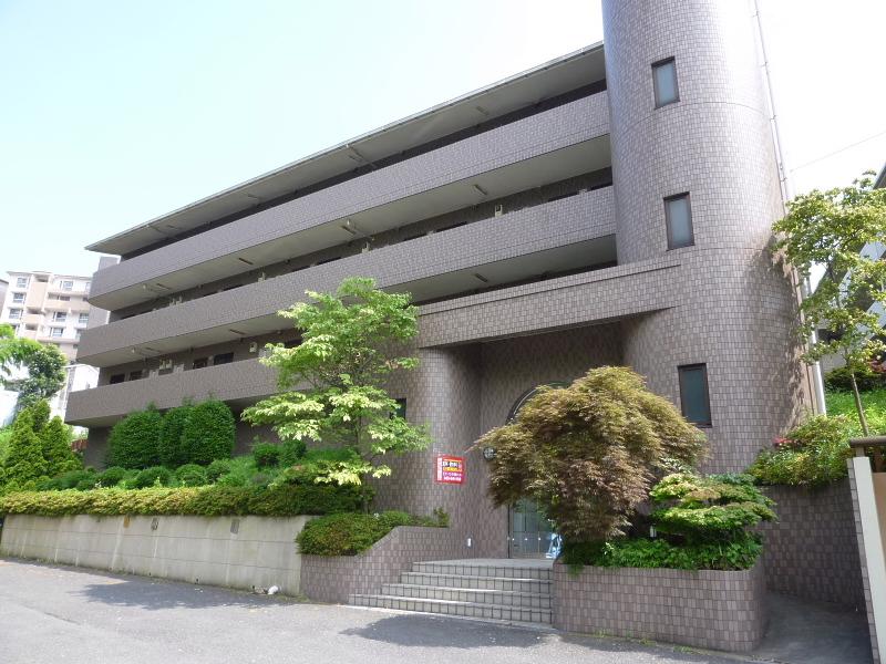 リバーストーン神大寺Ⅱ 外観2