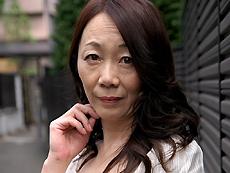 【無修正】【中出し】笠原洋子 五十路の魅力 熟女にしか出せないこの煌めき