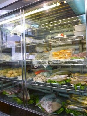 香港2日目昼食8