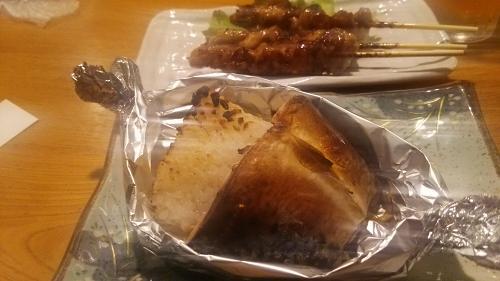 鯖の焼き寿司13