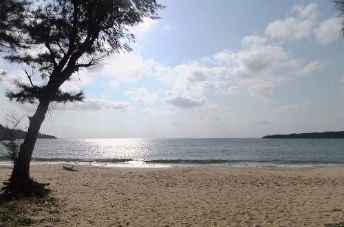月ヶ浜海岸