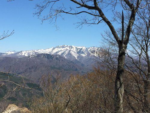 上州武尊山