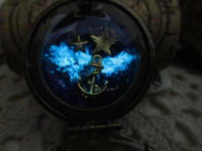 023蓄光パウダー
