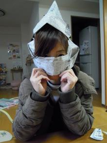 笑って夢を実現♪働くママの引き寄せ体験記-忍者帽8