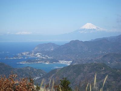 そして富士山