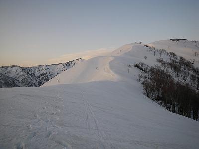 桑ノ木山へ
