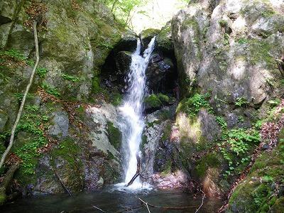 7mハング滝