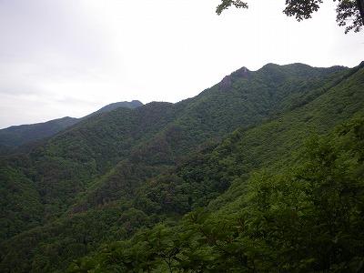 小野子山と十二ヶ岳