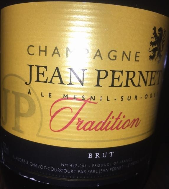 Jean Pernet Tradition Brut