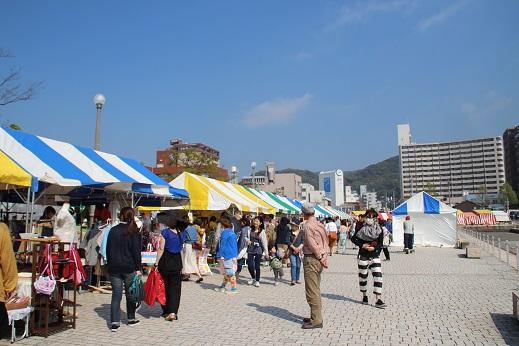 門司港グランマーケット 2015-4-24-2