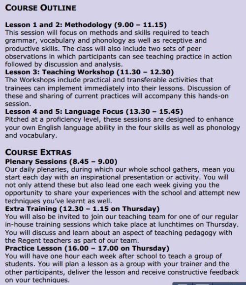 Regent Ox Teacher training 2015 3