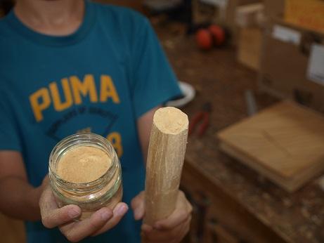 P6060054木の粉