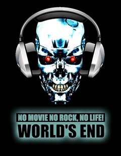 ワールズ・エンド World's End / Custom DVD Labels