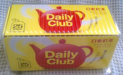 日東紅茶 ディリークラブ
