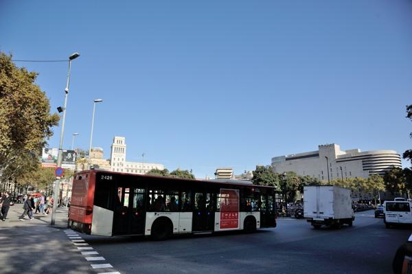 カタルーニャ広場1