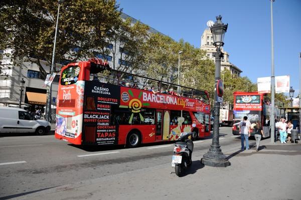 カタルーニャ広場4