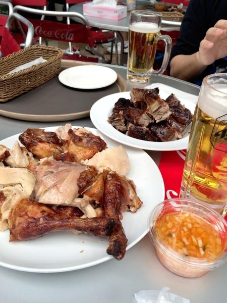 大洲_鳥肉