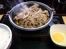 すき鍋2015.3