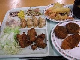おおるり夕食2015.5