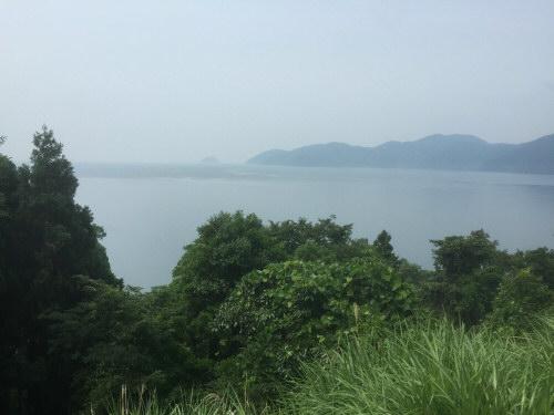 奥琵琶湖絶景